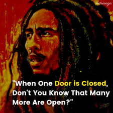 bob marley quotes that will tell us why the beauty of life is
