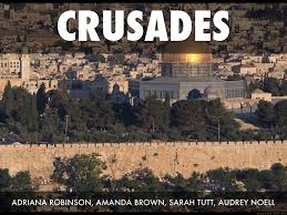 Crusades by Adriana Robinson