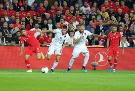 Türkiye Arnavutluk maçı kaç kaç bitti?