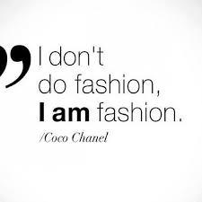 cocochanel chanel black and white fashion fashion quote
