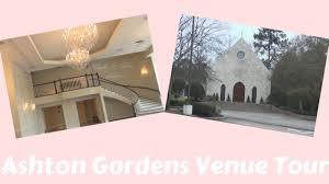 ashton gardens north houston venue tour
