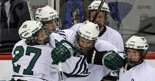Raised in hockey heaven