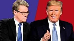 With death toll mounting, Trump attacks Joe Scarborough