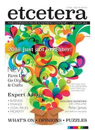 etcetera magazine