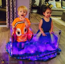 finding dory family costume diy
