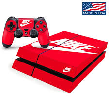 Nike Sneaker Box Ps4 Playstation 4 Skin Vinyl Decal Sticker Etsy