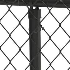 6 1 2 Black Chain Link Fence Tie Wire At Menards