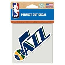 Official Utah Jazz Car Decals Car Decals Stickers Magnets Store Nba Com