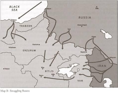 Resultado de imagem para armenian smugglers justin mccarthy