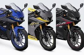pilihan warna baru motor yamaha r15