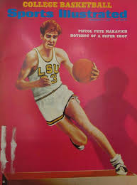 There will never be another Pistol Pete   From the Sidelines   Thetribune    gazette.com