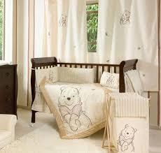 pooh baby crib bedding cot