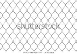 Creative Vector Illustration Chain Link Fence Stock Vector Royalty Free 1018051963