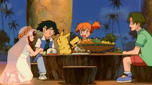 Pokemon – The Movie 2000 – Festival