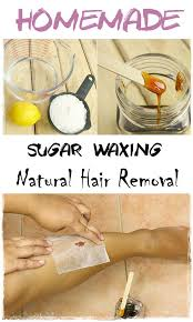 sugar waxing everything in one place