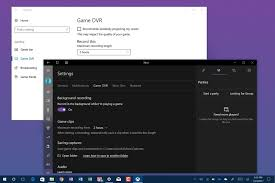 How to change Windows 10 Game DVR ...