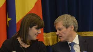 Image result for Ciolos si Kovesi poze