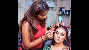 professional bridal makeover makeup