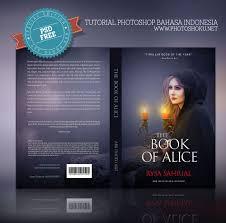design cover buku novel dengan photoshop cc tutorial kali ini