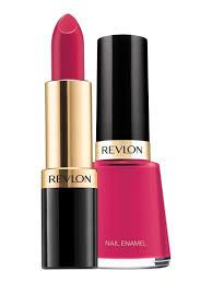 revlon cherries in snow nail lip set