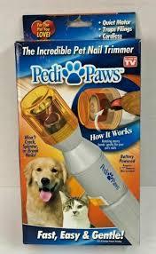 pedi paws nail trimmer pedipaws pet as