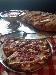 calzone and pizza picture of grimaldi