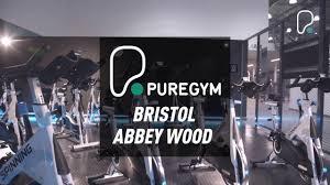 inside puregym bristol abbey wood you