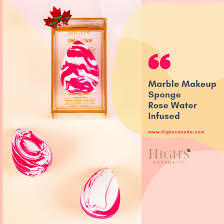 high s rose water infused latex free