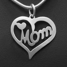 statement necklaces love mom tom s
