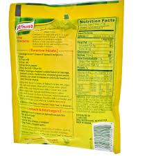knorr cream of spinach recipe mix 1 8