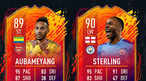 FIFA 20 Headliners Players: Aubameyang ...