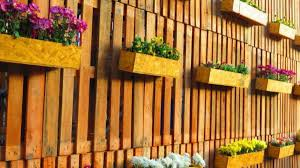 Fence Planters That Ll Have You Enjoying Your Private Garden
