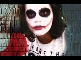 joker makeup tutorial dark knight on