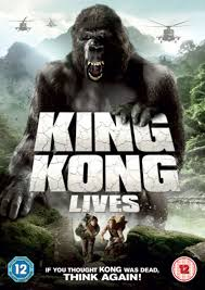 King Kong Lives | DVD | Free shipping over £20 | HMV Store