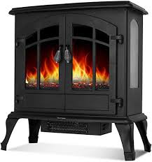 com snan electric fireplace