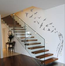 Birds Flying Out Of Feather Wall Decal Feather Birds Wall Decal