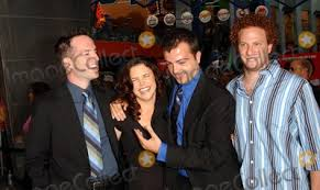 Photos and Pictures - the Battle of Shaker Heights Premiere, at Universal  Citywalk, Studio City CA. 08/11/2003 Photo by Fitzroy Barrett / Globe  Photos Inc. 2003 Co-directors of the Movie Kyle Rankin