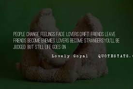 top why do best friends become strangers quotes famous quotes