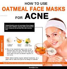 acne milk mask recipe