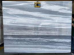 blue grey white marble slabs