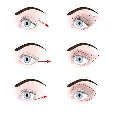 makeup designs for diffe eye shapes