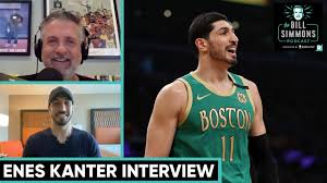 Enes Kanter on the Celtics, the NBA Bubble, and Human Rights in ...
