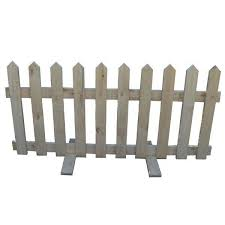 Portable Picket Fence 39 Milan 39 From Gardenstuff Other Gumtree Classifieds South Africa 226964861