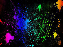 neon party wallpapers top free neon