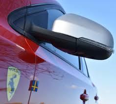 Volvo Rubber Swedish Flag Tag Emblem Decal Auslander Vlv Restoration Accessories