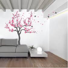 Japanese Cherry Blossom Wall Decals The Decal Guru