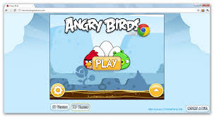 Play Angry Birds game on Google Chrome « Chrome OS Apps*