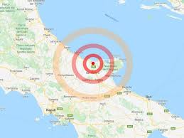 Scossa di terremoto in Puglia stamattina - positanonews.it