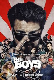 The Boys Season 2 Releases New Dirty And Clean Posters