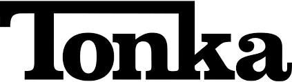 Amazon Com Tdt Printing Custom Decals Tonka Vinyl Decal Sticker For Car Or Truck Windows Laptops Etc Black Automotive